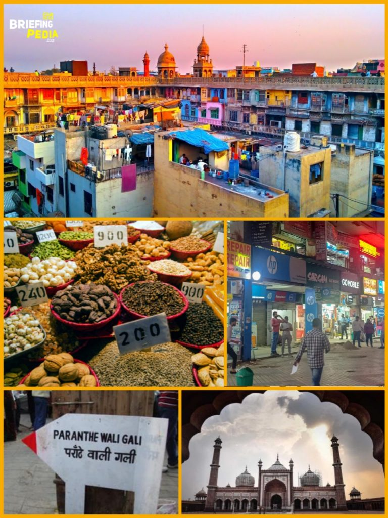 5 best places to visit in Delhi